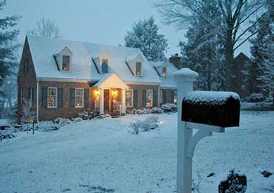 Your home is a haven from the winter, call Vermont Energy when you need heating services.