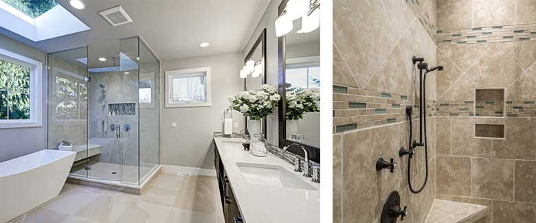 Get the bathroom remodeling services you need!
